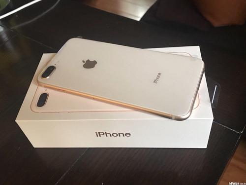 iphone 8 plus 64 gb nuevo 12 meses garantia original