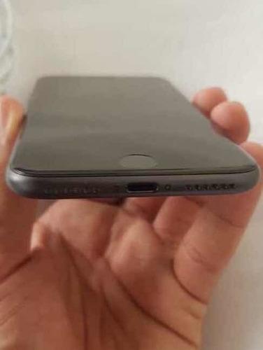 iphone 8 plus 64gb negro libre 4g 12 mp. 10/10