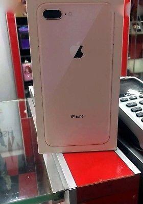 iphone 8 plus 64gb nuevos, sellados y liberados
