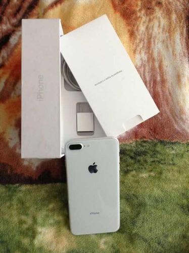 iphone 8 plus 64gb silver!