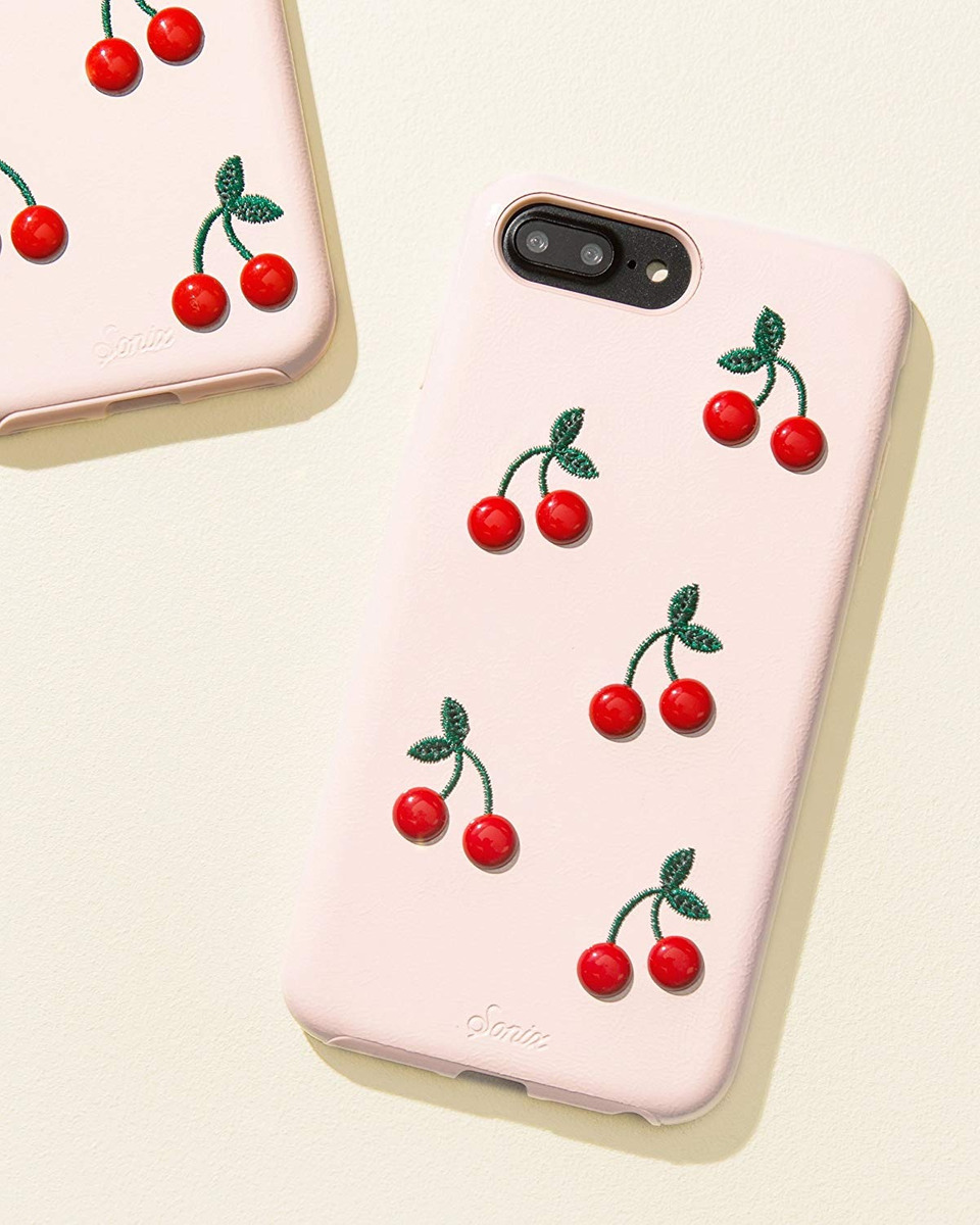 huge selection of 4686d 310a6 iPhone 8-plus, 7-plus, 6-plus, Sonix Patent Cherry Cell Phon