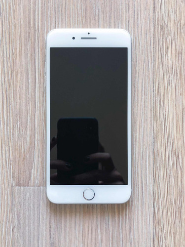 iphone 8 plus blanco ceramica liberado. 256 gb oferta
