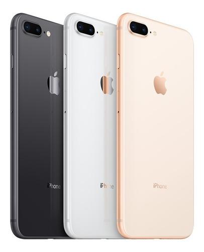iphone 8 plus de 64gb garantía/ factura legal/ todos los col