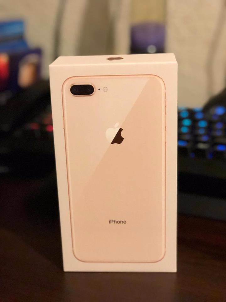 Iphone 8 Plus Gold 64gb Libre Nuevo 17 999 00 En