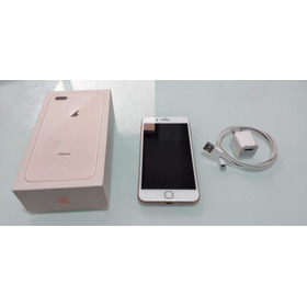 iPhone 8 Plus Rose Gold 64gb