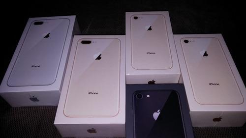 iphone 8 plus64gb nuevos libres de fabrica factura apple