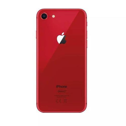 iphone 8 red vermelho 64gb 1 ano de garantia
