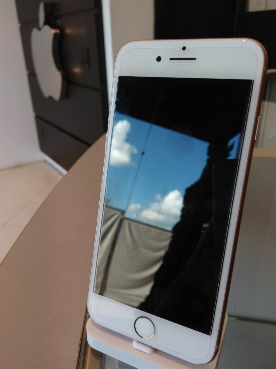 6faba504641fc Iphone 8 Rosa - 64gb - (seminovo) Excelente Estado! - R  2.590