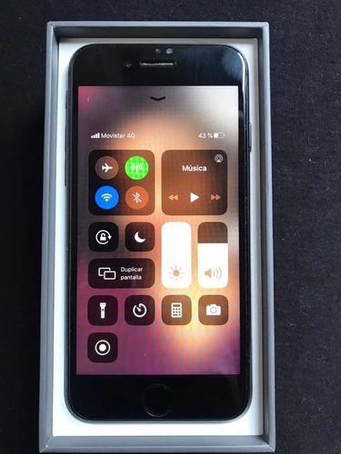 iphone 8 space gray 64gb con caja y accesorios