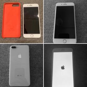iPhone 8plus 64gb Usado Implecable Con Funda Y Vidrio.