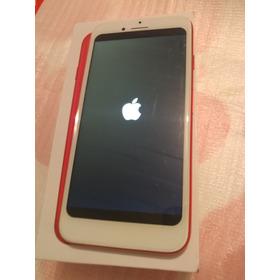 iPhone 8s Edicion Especial Red 64gb Room 2ram Koreano Nuevo