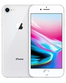 iphone aplle 8 64gb silver origin. pa/ entreg anatel