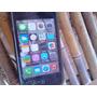 Teléfono Iphone S4 Con La Pantalla Estrellada Pero Le Funcio