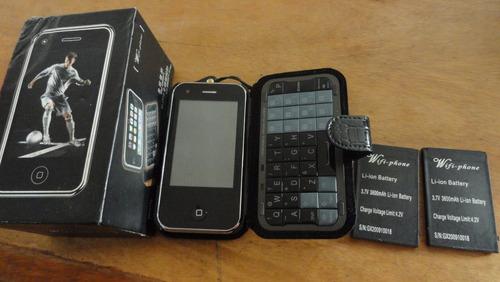 iphone chino  todos sus accesorios