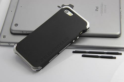 iphone estuche aluminio