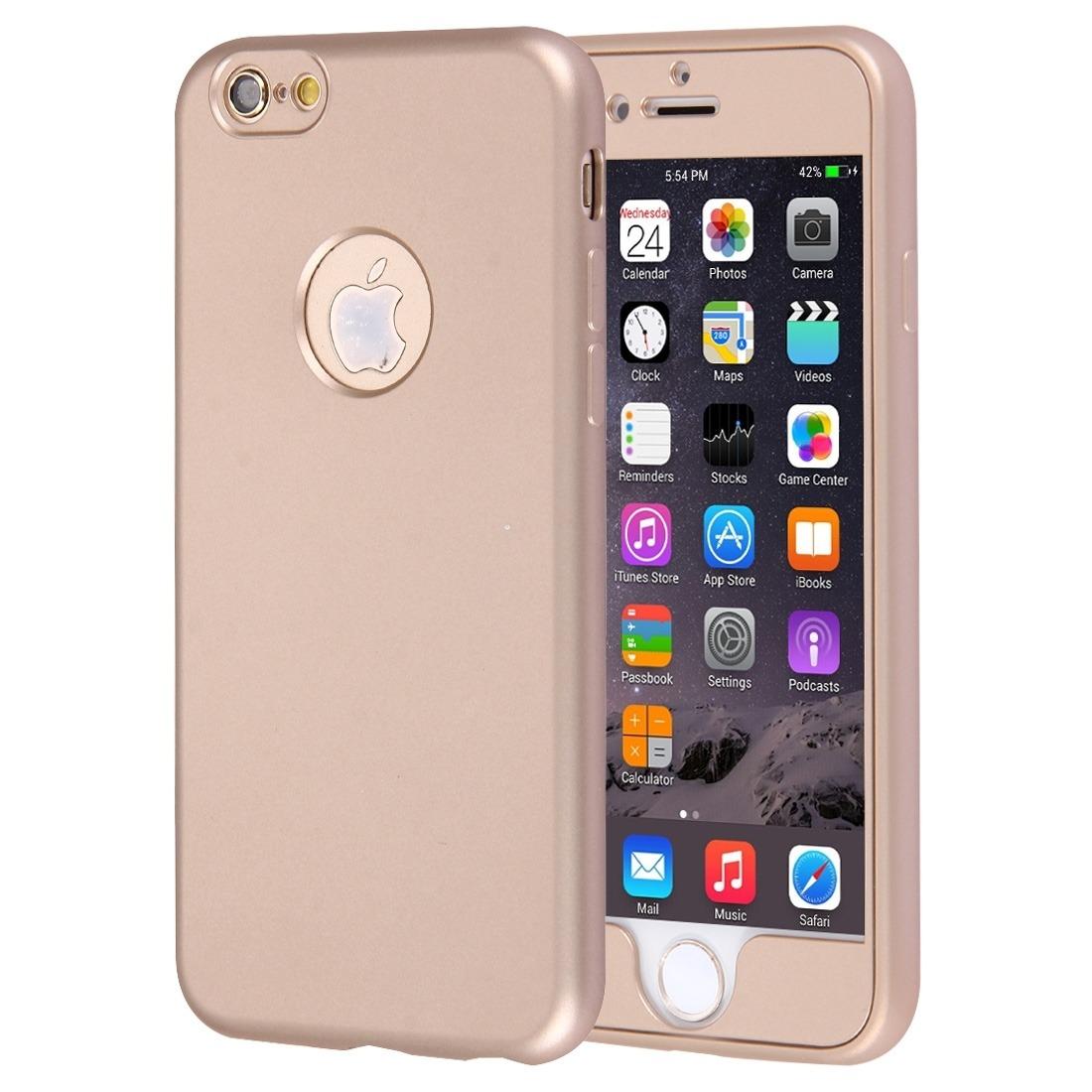 f7dbfd8835d para iphone 6 plus 6s 360 grado proteccion estuche completo · para iphone  estuche. para iphone estuche. 5 Fotos