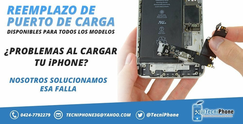 iphone -ipad servicio