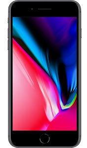 iphone iphone 8 plus negro libre buen estado. oferta!