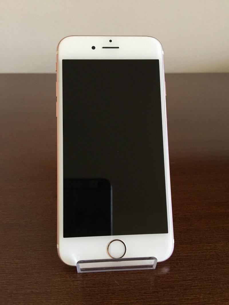 iphone 6s plus 128gb apple original dourado rosa de vitrine r em mercado livre. Black Bedroom Furniture Sets. Home Design Ideas