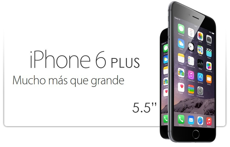 Iphone S Plus Tienda Apple