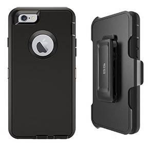 iphone plus caso 6s, ecl el águila, la cubierta del estuche