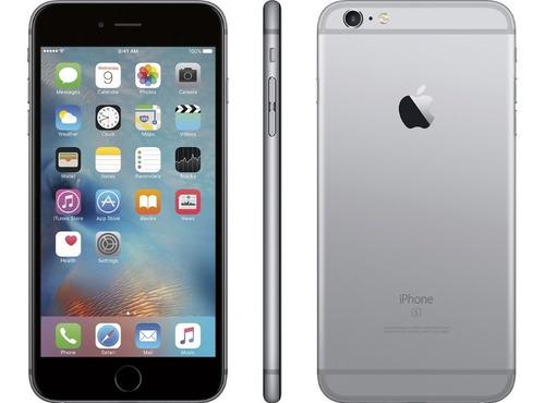 iphone s 6 pluss color gray liberado