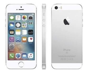 iphone se 16 gb plateado