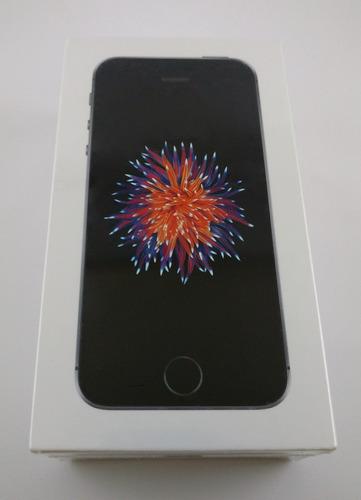 iphone se 16gb apple lacrado novo 1 ano de garantia