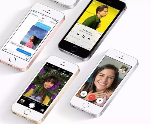 iphone se 16gb negro nuevo liberado - ce181