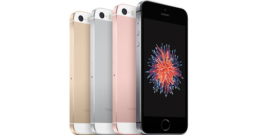 iphone se 16gb negro tienda san borja. garantía.