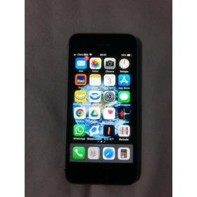 iPhone Se 16gb Space Grey Completo+nf Único Dono Frete Grati