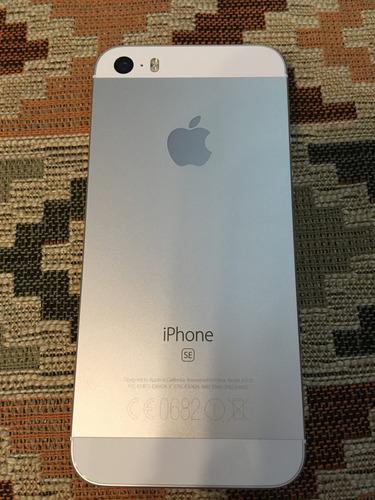 iphone se 32 gb silver nuevo accesorios orig  mar del plata