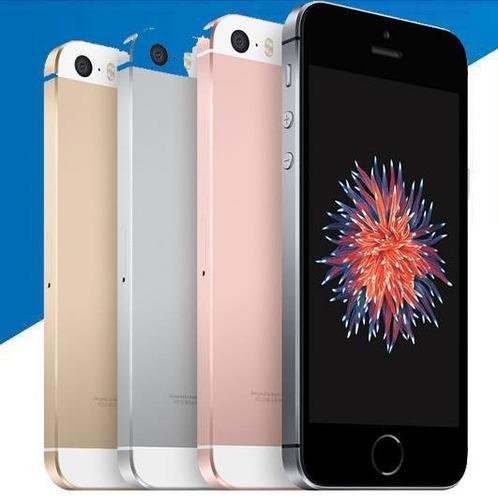 iphone se 32gb 4g lte nuevo sellado + tienda + garantia