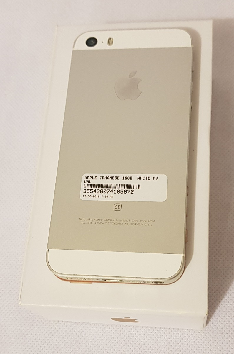 90ed9a727cd iPhone Se 32gb Nuevo Original Desbloqueado - $ 4,300.00 en Mercado Libre