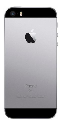 iphone se 32gb usado celular seminovo cinza espacial bom