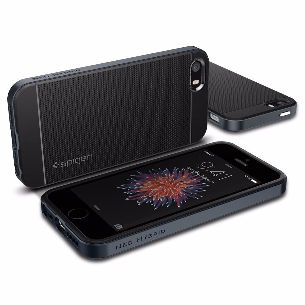 iphone se 5 5s funda spigen neo hybrid 100 original. Black Bedroom Furniture Sets. Home Design Ideas