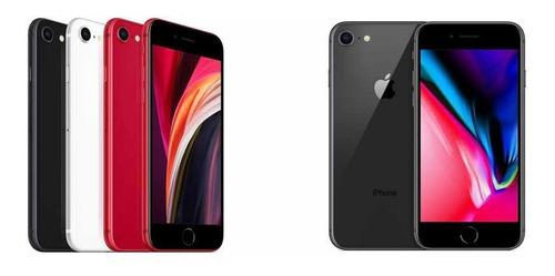 iphone se 64g nuevos sellados y libres - mod. 2020