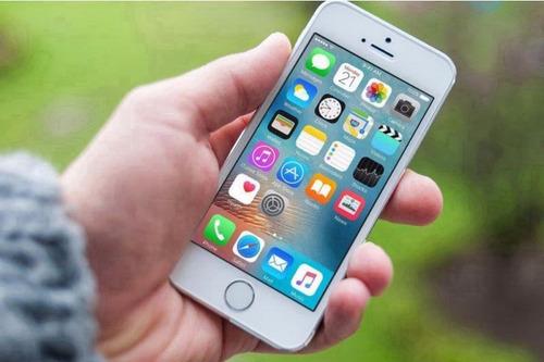 iphone se 64gb mlme2ll a 2gb ram 12mp plateado sellado