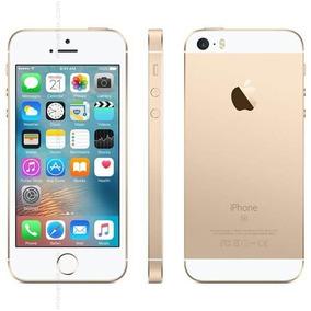 Iphone Se 64gb Refurbished Liberado Dorado A1723 Global
