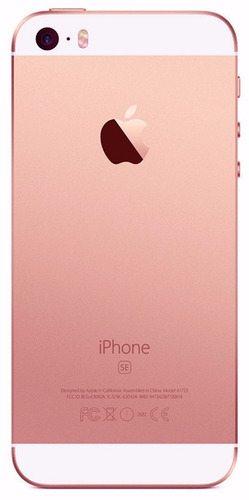 iphone se 64gb rose gold rosado rosado