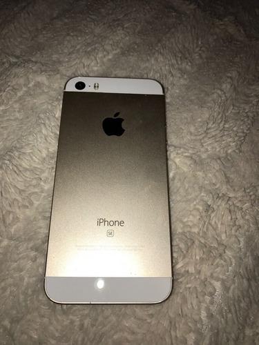 iphone se $7500 ,gold,16 gb, excelente estado