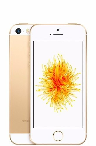 iphone se dorado 64gb 2gb ram 12mp 4k video sellado ios 4g