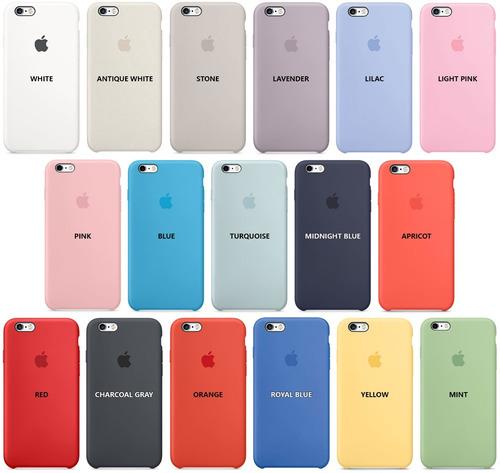 iphone silicona funda
