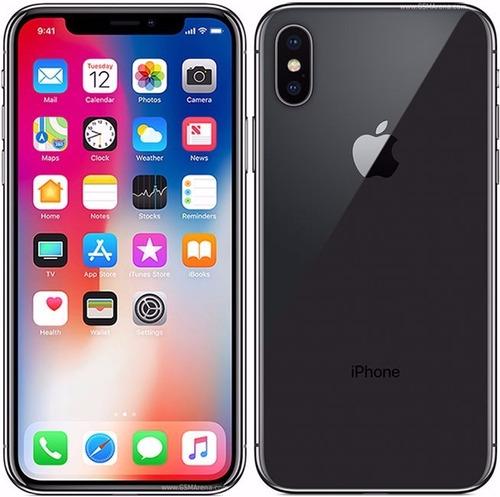 iphone x 10 256gb, caja sellada, garantia oficial. factura a