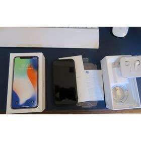 iPhone X 256 Gb Cinza-espacial Impecável + Brindes