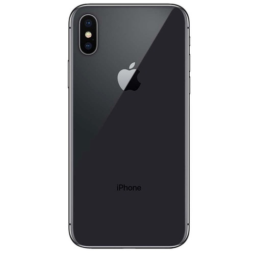 iphone x 256 gb - gris espacial apple