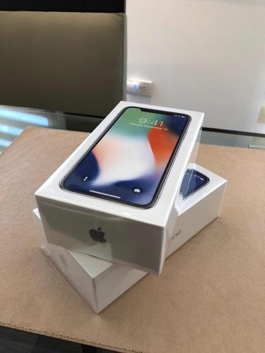 iphone x 256 gb nuevos entrega inmediata