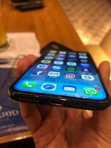 iphone x 256gb black