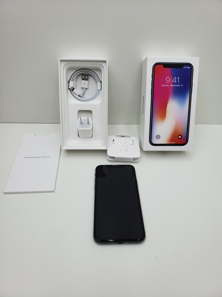 aad100518 iPhone X 256gb Cinza Espacial Super Conservado - R$ 4.900,00 em ...