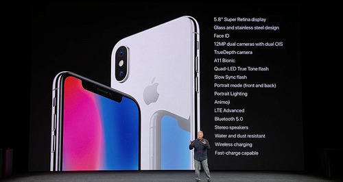 iphone x  256gb  desbloqueado de fabrica!